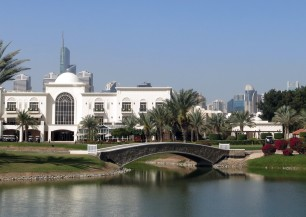 The Address Montgomerie Dubai Golf Club