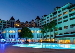 SIRENE BELEK GOLF & WELLNESS HOTEL - golf *****