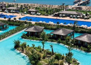 MAXX ROYAL BELEK GOLF RESORT - golf *****