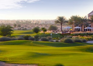 Arabian Ranches Golf