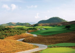 Mission Hills - Shenzhen - Pete Dye Course