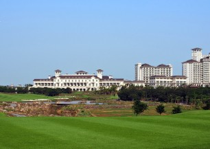Mission Hills - Haikou - Stone Quarry Course