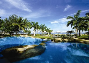 shangri-la´s rasa ria resort - golf *****