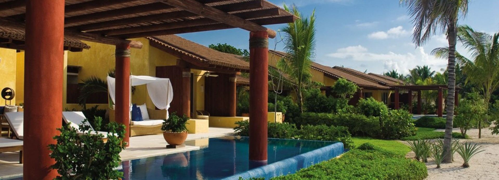 four seasons punta mita - golf *****