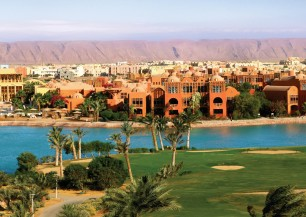 steigenberger golf resort el gouna - golf *****