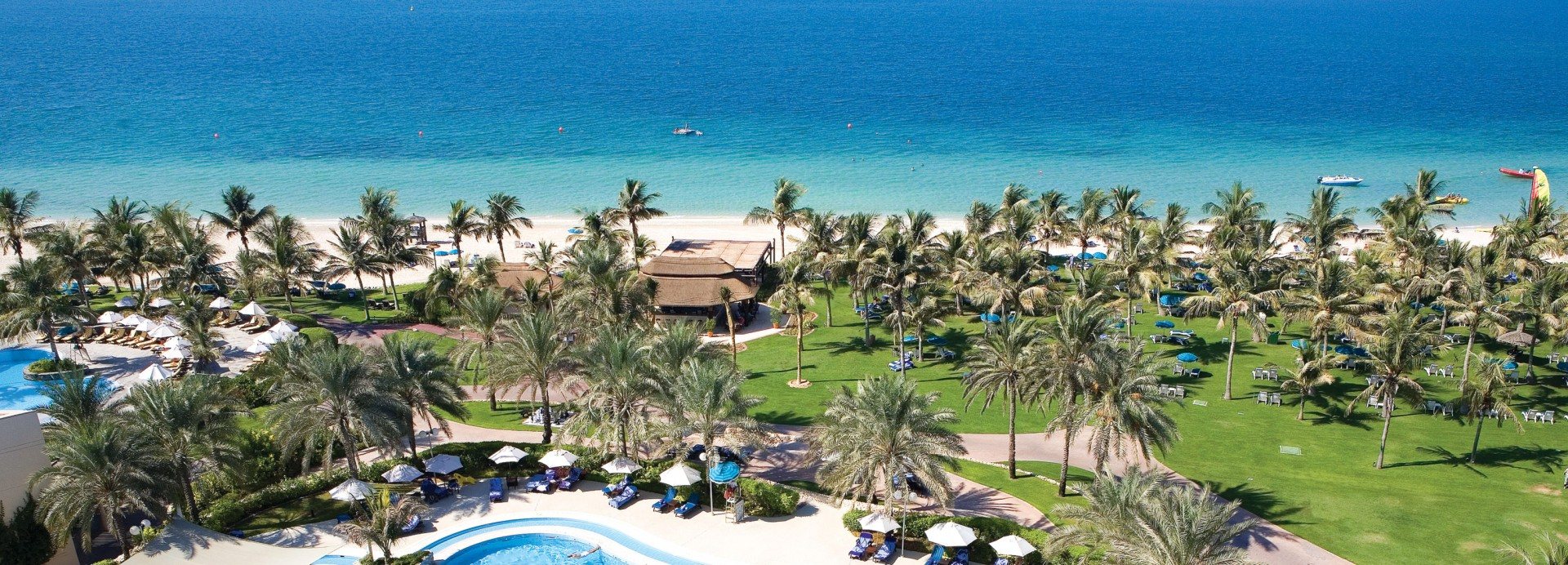 ja jebel ali beach hotel - golf *****