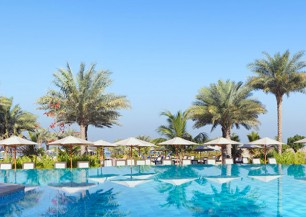 the ritz carlton dubai - golf *****
