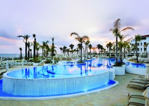olympic lagoon resort paphos-golf *****
