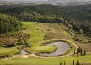 toscana resort castelfalfi - golf