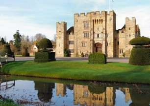 hever castle edenbridge - golf *****