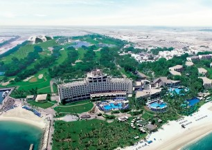 jebel ali beach hotel - golf *****